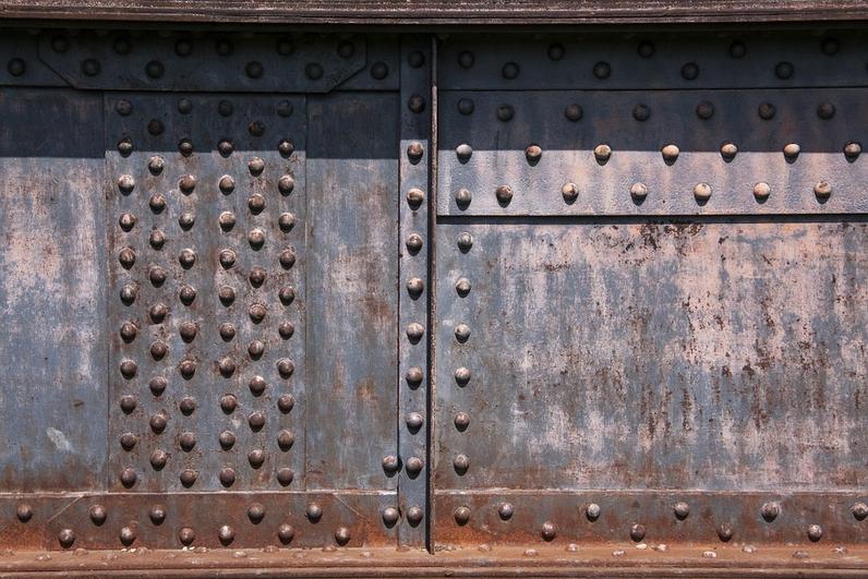 Matières de ville : le métal