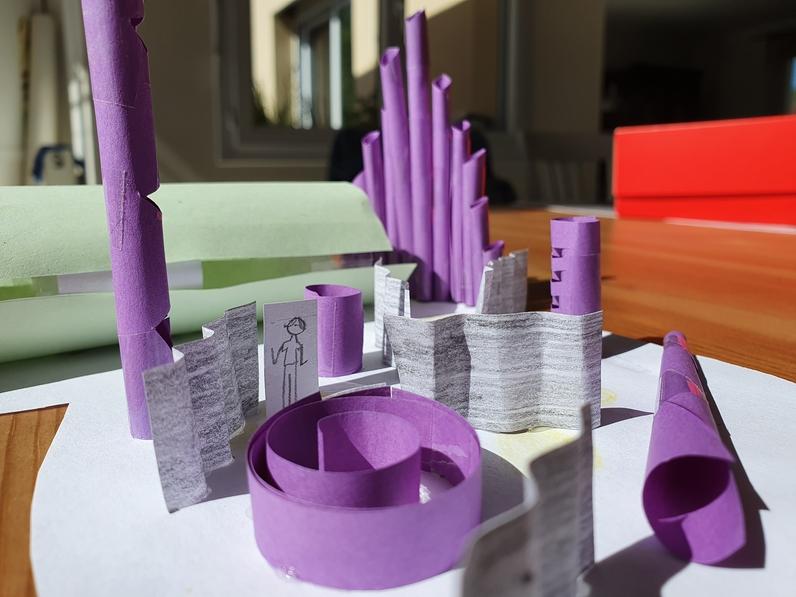Architecture pliée - EDEN