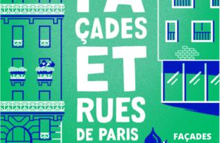 75 affiche façades et rues