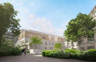 75 PFP visite chantier centre Michelet perspective