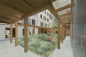 A09-135_Une nouvelle strate sur la ville existante-27 Boulevard Jules Ferry_cour_projet.jpg