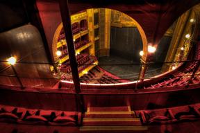 Visite théâtre du Châtelet