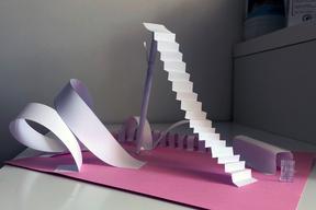 Architecture pliée - MAELLE