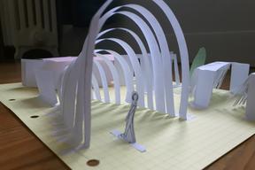 Architecture pliée - LISA